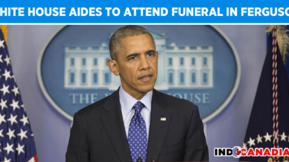 White House Aides to Attend Funeral of Ferguson Teen Michael Brown