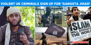 Violent Young British Criminals Sign Up For 'GANGSTA JIHAD'