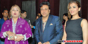 Govinda Won't Stop Daughter Doing Intimate Scenes in Bollywood Movies
