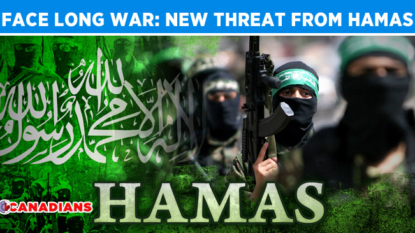 Israel must accept Palestinian demands or face long war: New threat from Hamas