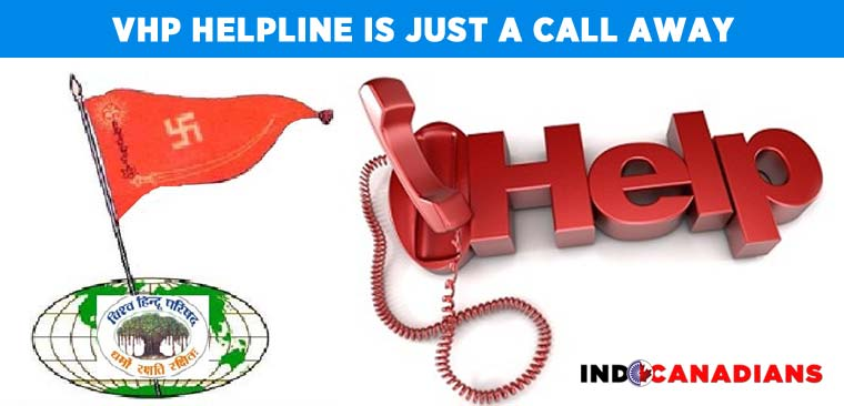 For 'distressed' Hindus, VHP helpline is just a call away