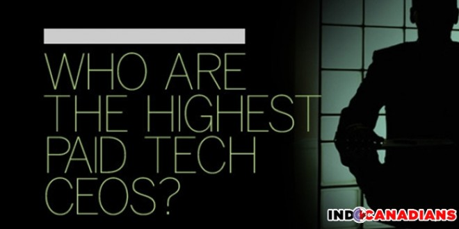 Who Are The Highest Paid Tech CEOs