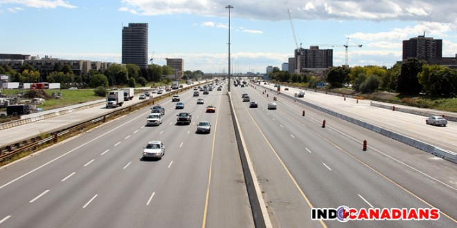 HWY 427 To Be Widened