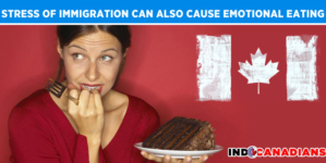 Stress of Immigration Can Also Cause Emotional Eating