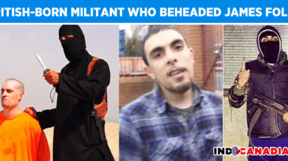 US, UK eye rapper as British-born militant who beheaded journalist James Foley