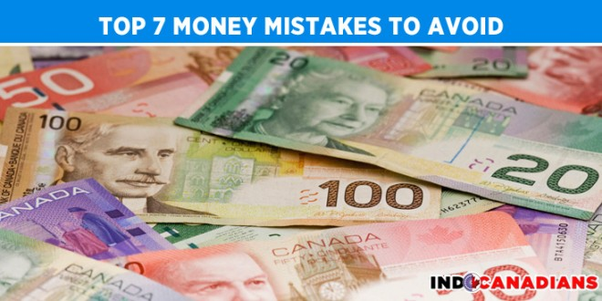Money Management – 7 Biggest Money Mistakes