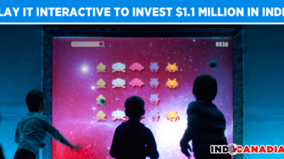 Canadian Gaming Startup Play It Interactive to Invest $1.1 Million in India