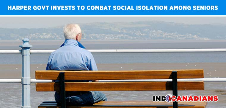 Harper government invests in innovative project to combat social isolation among seniors