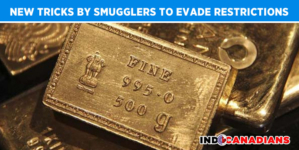 New Tricks by Gold Smugglers to Evade Restrictions in India
