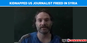 Peter Theo Curtis, Kidnapped US journalist freed in Syria