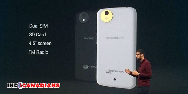 Google launches $105 Android One; eyes low-price smartphone boom