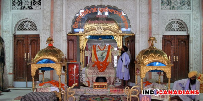 NRIs and Sikhs Contribute Rs.600 Crore for Guru Gobind Singh's Birthplace