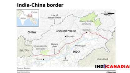 With eye on China, India to develop disputed border region