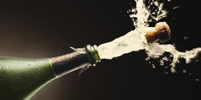 Champagne Bubbles Can Solve World's Energy Needs