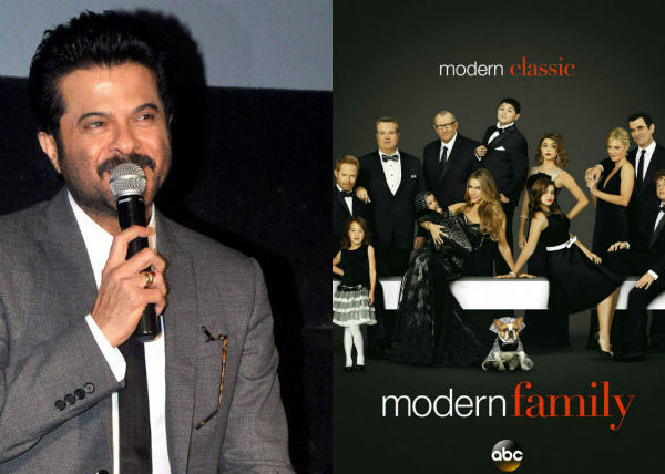 Anil Kapoor To Bring American Show Modern Family To India