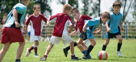 Get Your Kids Engaged In Organized Sports