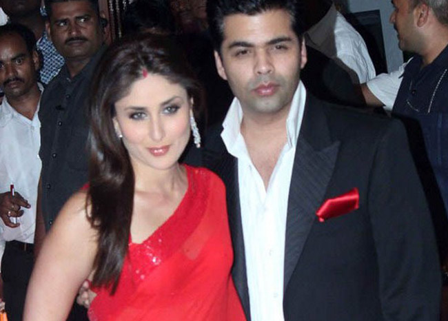 Are Kareena Kapoor and Karan Johar finally coming together for a film again?