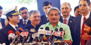 Parrikar lauds Coast Guard for intercepting Pakistani terrorist boat
