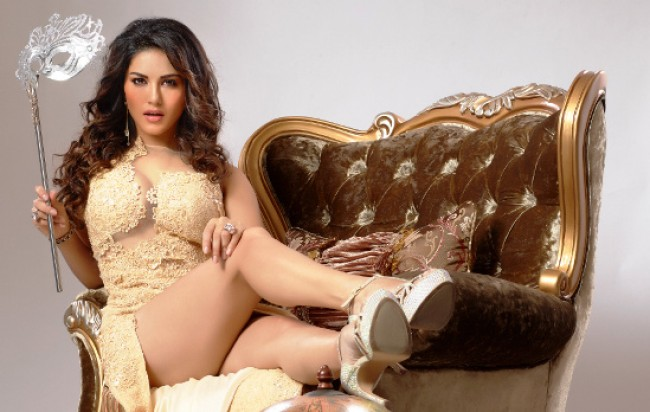 Sunny Leone's Hot Sizzling Look In Beiimaan Love