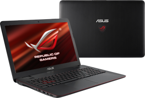 The Asus G551 JK laptop