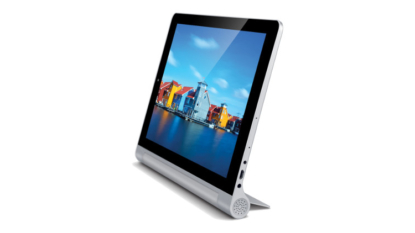 iBall Slide Brace X1 at Rs 17,999 – Lenovo Yoga Tablet look