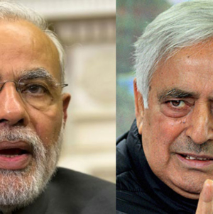 Jammu and Kashmir Deal Finalized : New partners PDP, BJP step over divide