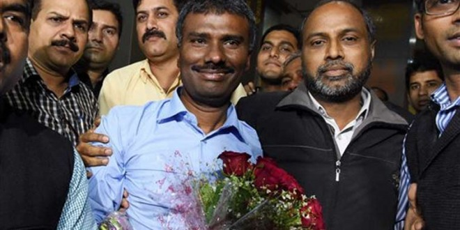 India secures release of priest Alexis Prem Kumar from Taliban after eight months