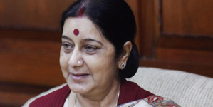 No proof of 39 Indians held hostage in Iraq : Sushma Swaraj