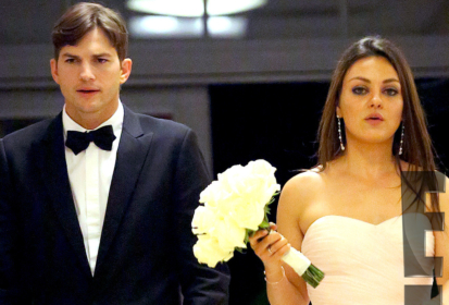 Ashton Kutcher, Mila Kunis get married in secret ceremony
