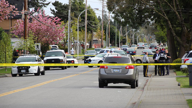 Weekend Shooting In Surrey That Injured One Likely Targeted: RCMP