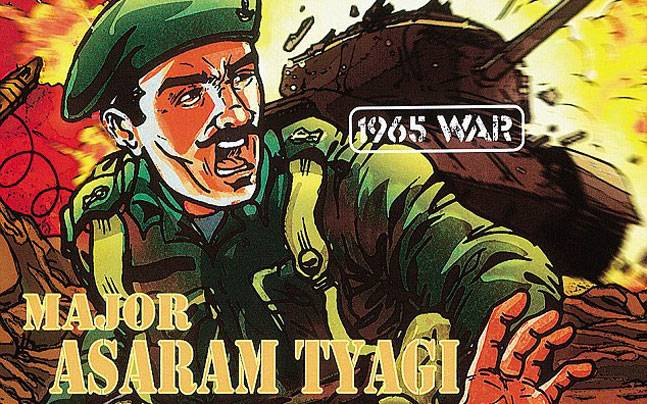 New book to be released on Param Veer Chakra Awardees by Smriti Irani and Manohar Parrikar