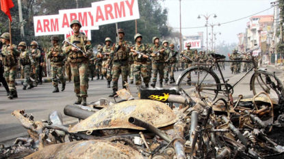 Jat mayhem: Quota system out of sync in open economy