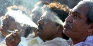 Number of male smokers in India rose 36 percent since 1998: Study