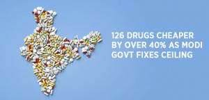 126 drugs cheaper by over 40% as Modi govt fixes ceiling