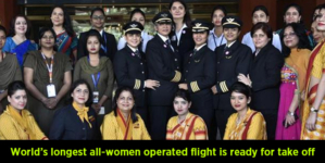 Air India's AI 173 – All-women operated world's longest flight is ready to take off