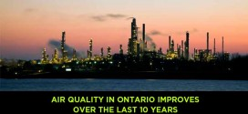 Ontario's Air Quality Improves Over The Last 10 Years – 2014 Air Quality Report