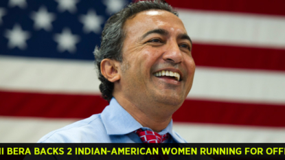 Ami Bera backs 2 Indian-American women running for office