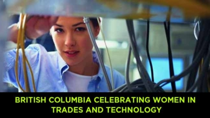 B.C. Celebrating women in trades and technology