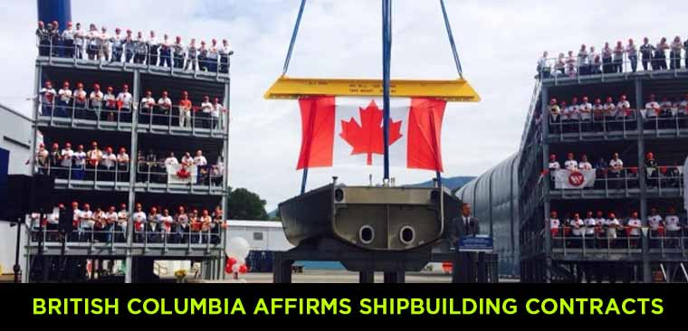 British-Columbia-affirms-shipbuilding-contracts