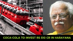 COCA-COLA BOTTLERS TO INVEST RS510 CR IN HARYANA