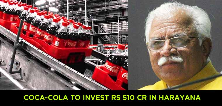 COCA-COLA-BOTTLERS-TO-INVEST-RS510-CR-IN-HARYANA