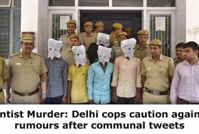 Delhi Dentist murder: Police caution against rumours after communal tweets