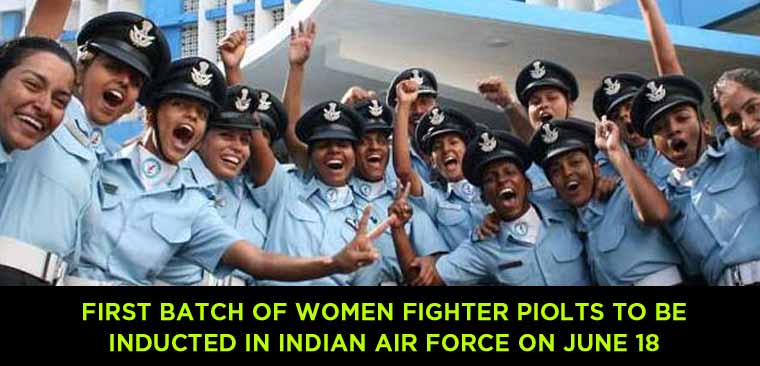 First-Batch-of-Women-Fighter-Piolts-to-be-Inducted-in-Indian-Air-Force-on-June-18