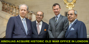 Hindujas acquire historic Old War Office in London