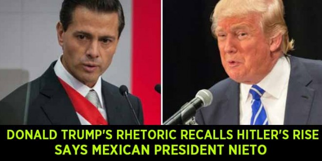 Image result for trump pena nieto