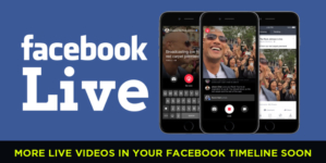 More Live videos in your Facebook timeline soon