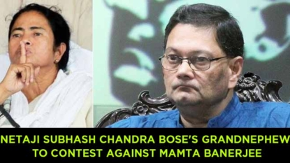 Netaji Subhash Chandra Bose's grandnephew to contest against Mamta Banerjee