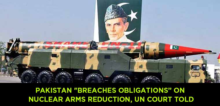 Pakistan-breaches-obligations-on-nuclear-arms-reduction,-UN-court-told