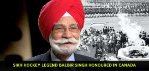 Sikh hockey legend Balbir Singh honoured in Canada