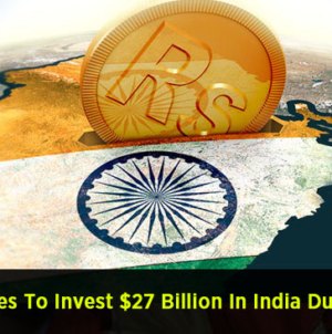 US Companies To Invest $27 Billion In India During 2016/17
